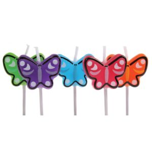 Butterfly Birthday Candle