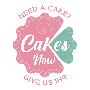 Order Cakes Now, Cakes Ready in 1 hour